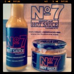 No 7 Mexican Hot Sauce