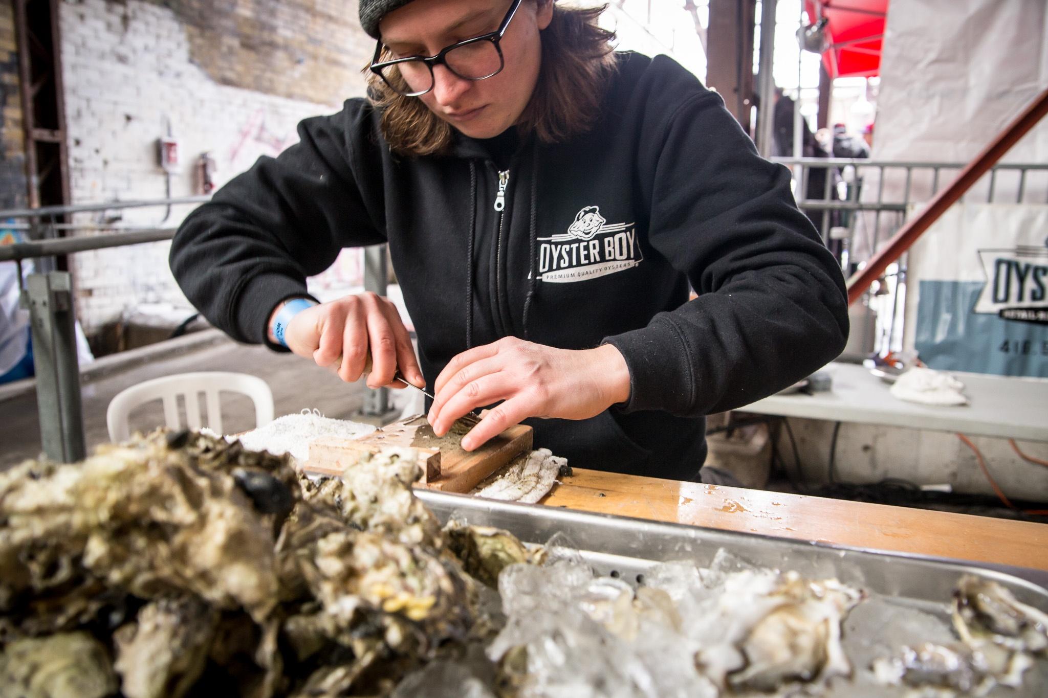 oystershucker