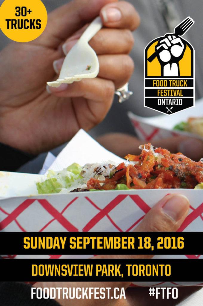 food truck festival toronto 2016