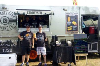Chimney stax food truck