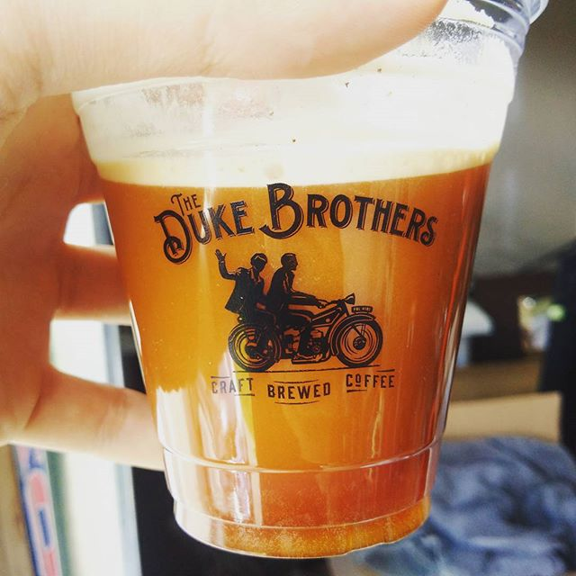 duke brothers nitro coffee toronto