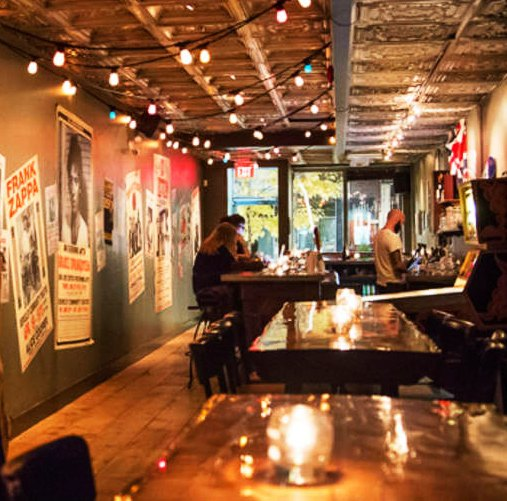 Hi Lo Top 10 Bar Toronto on Queen Street East