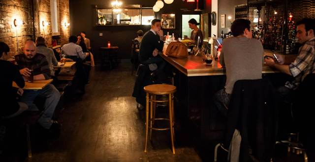 Northwood Bar Top 10 Toronto on Bloor Street West