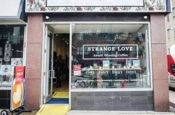 Strange Love Coffee Shop