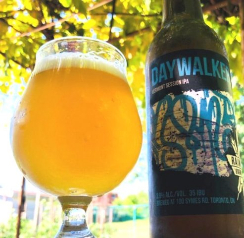 daywalker session ipa by rainhard