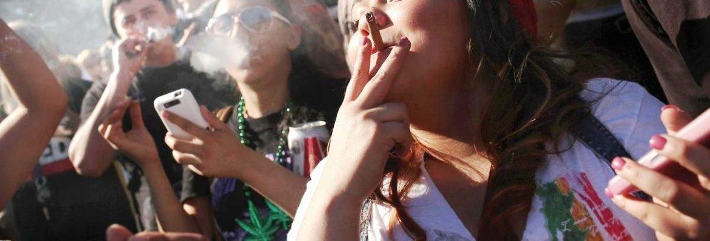 legalisation day in Toronto October 17, 2018