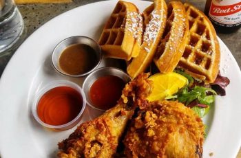 best fried chicken and waffles toronto