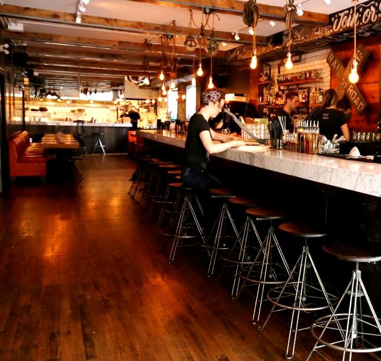 best bars on King Street West