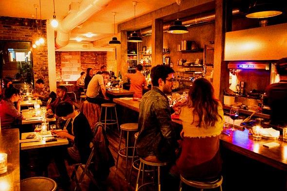 Bar Fancy Top 10 Toronto Hip and Modern Bar