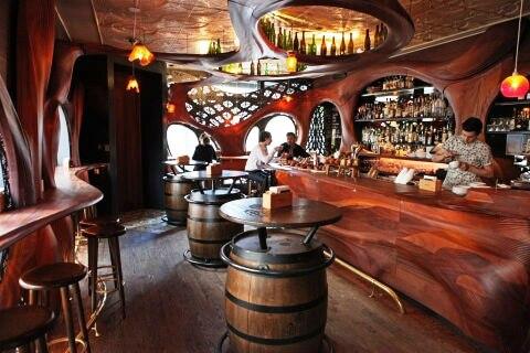 Bar Raval College Street best Bar Toronto