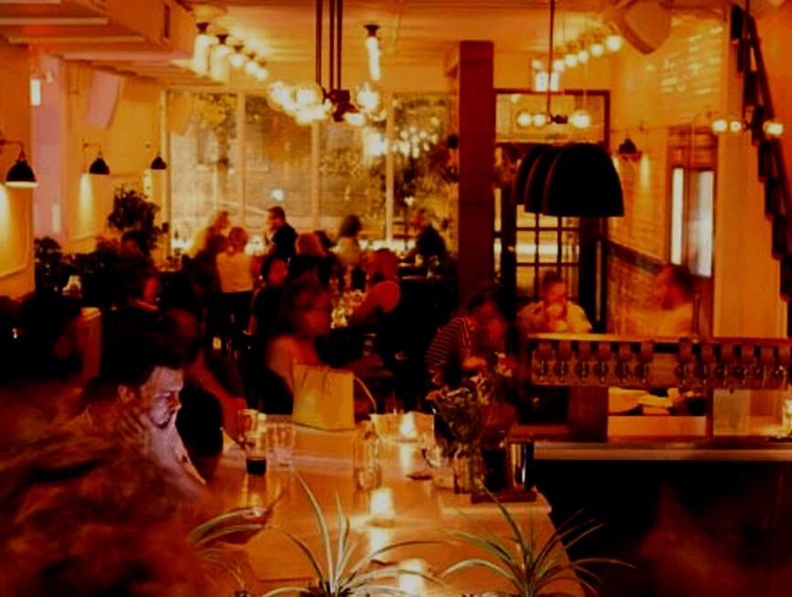 Burdock Top 10 Bar and Brewpub Toronto