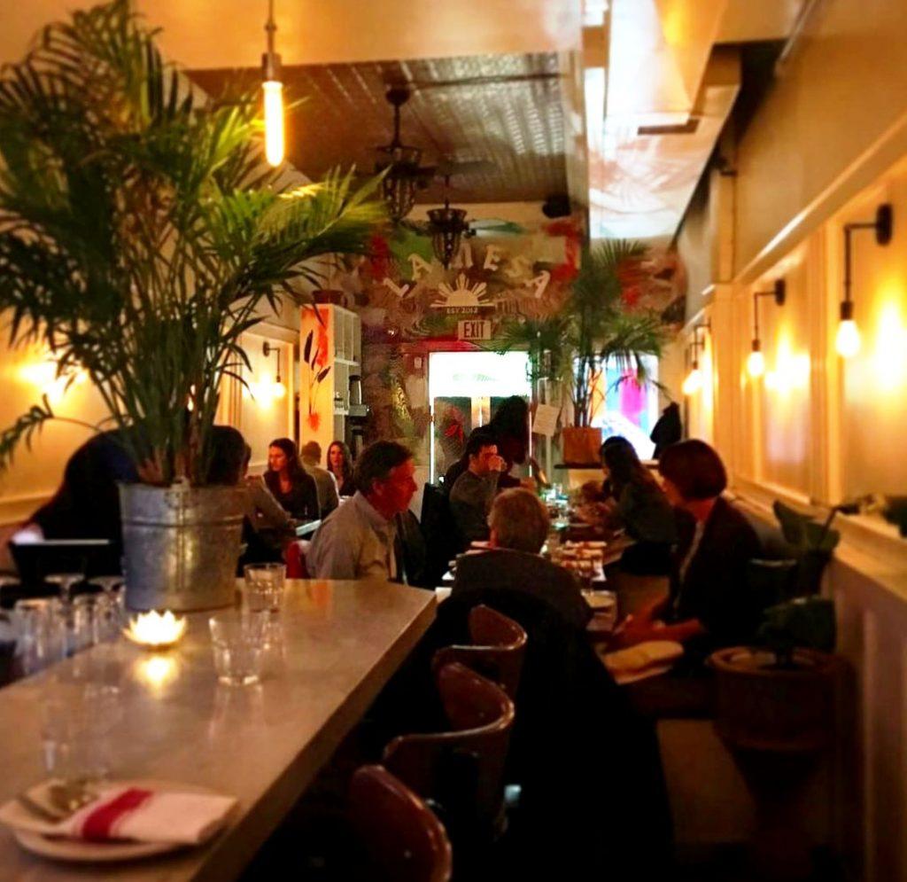 Lamesa Restaurant Queen Street