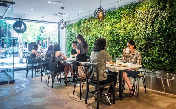 Light Cafe Toronto