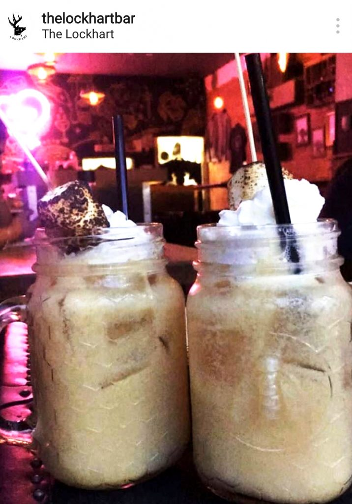 Lockhart cocktails