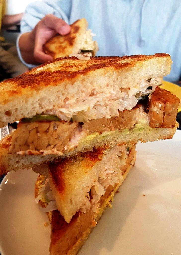 Best Vegan Sandwiches Toronto