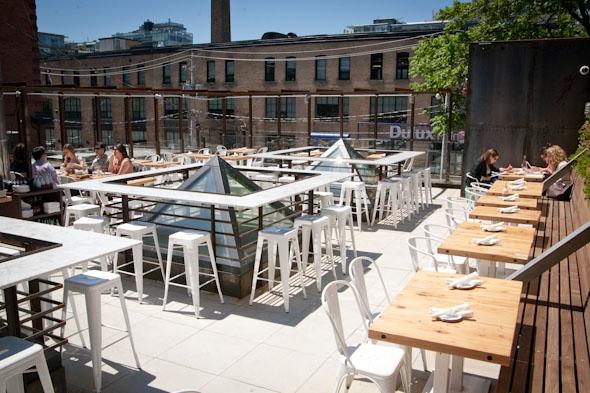 gusto patio king street